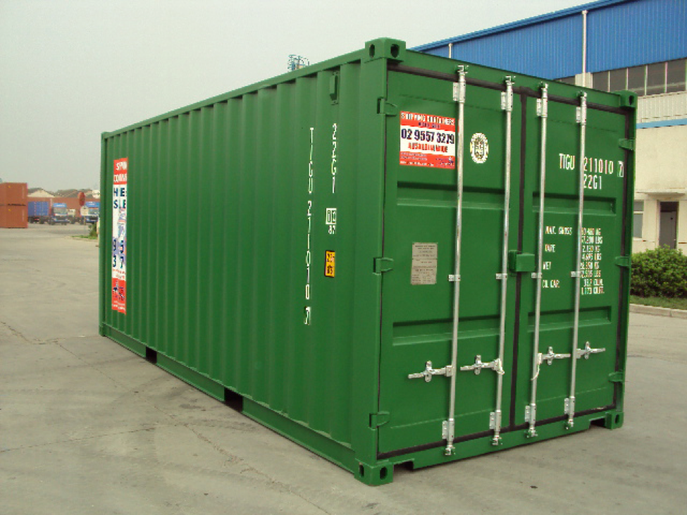 container,