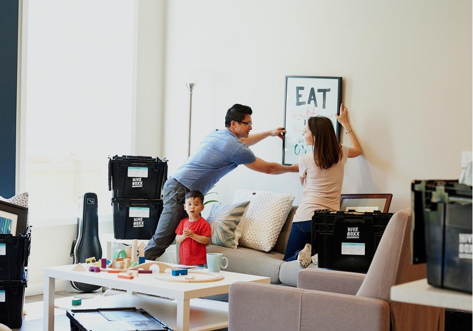 Prepare your new home carefully before moving in